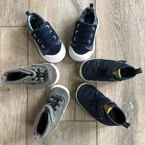 Other - 3 Pairs of Toddler / Baby Boy Shoes